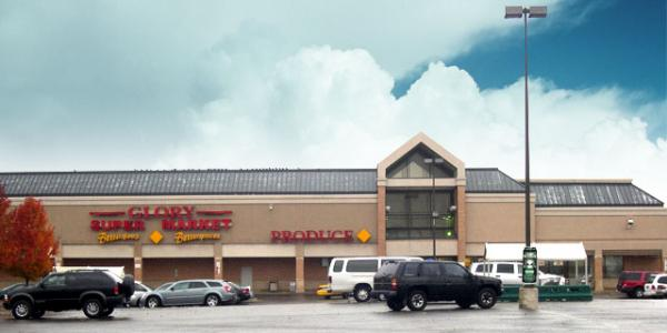 Outer Drive and Southfield | Glory Supermarket